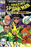 Amazing Spider-Man #337 comic books - cover scans photos Amazing Spider-Man #337 comic books - covers, picture gallery