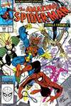 Amazing Spider-Man #340 comic books - cover scans photos Amazing Spider-Man #340 comic books - covers, picture gallery