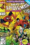 Amazing Spider-Man #343 comic books - cover scans photos Amazing Spider-Man #343 comic books - covers, picture gallery