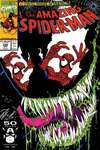 Amazing Spider-Man #346 comic books - cover scans photos Amazing Spider-Man #346 comic books - covers, picture gallery