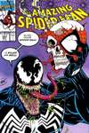 Amazing Spider-Man #347 comic books - cover scans photos Amazing Spider-Man #347 comic books - covers, picture gallery