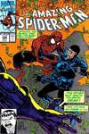 Amazing Spider-Man #349 comic books - cover scans photos Amazing Spider-Man #349 comic books - covers, picture gallery