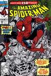 Amazing Spider-Man #350 comic books - cover scans photos Amazing Spider-Man #350 comic books - covers, picture gallery