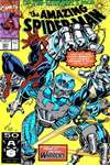 Amazing Spider-Man #351 Comic Books - Covers, Scans, Photos  in Amazing Spider-Man Comic Books - Covers, Scans, Gallery