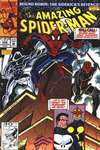 Amazing Spider-Man #356 comic books - cover scans photos Amazing Spider-Man #356 comic books - covers, picture gallery