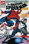 Amazing Spider-Man #358 comic books - cover scans photos Amazing Spider-Man #358 comic books - covers, picture gallery