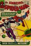 Amazing Spider-Man #36 comic books - cover scans photos Amazing Spider-Man #36 comic books - covers, picture gallery