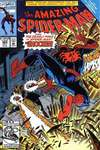Amazing Spider-Man #364 comic books - cover scans photos Amazing Spider-Man #364 comic books - covers, picture gallery