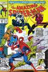 Amazing Spider-Man #367 comic books - cover scans photos Amazing Spider-Man #367 comic books - covers, picture gallery