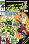 Amazing Spider-Man #369 comic books - cover scans photos Amazing Spider-Man #369 comic books - covers, picture gallery