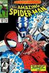 Amazing Spider-Man #377 comic books - cover scans photos Amazing Spider-Man #377 comic books - covers, picture gallery