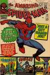Amazing Spider-Man #38 comic books - cover scans photos Amazing Spider-Man #38 comic books - covers, picture gallery