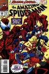 Amazing Spider-Man #380 comic books - cover scans photos Amazing Spider-Man #380 comic books - covers, picture gallery