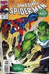 Amazing Spider-Man #381 comic books - cover scans photos Amazing Spider-Man #381 comic books - covers, picture gallery