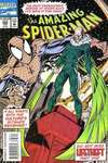 Amazing Spider-Man #386 comic books - cover scans photos Amazing Spider-Man #386 comic books - covers, picture gallery