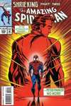 Amazing Spider-Man #392 comic books - cover scans photos Amazing Spider-Man #392 comic books - covers, picture gallery