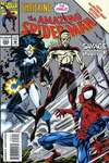 Amazing Spider-Man #393 comic books - cover scans photos Amazing Spider-Man #393 comic books - covers, picture gallery