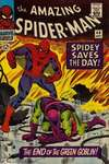 Amazing Spider-Man #40 comic books - cover scans photos Amazing Spider-Man #40 comic books - covers, picture gallery