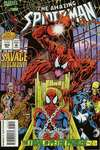 Amazing Spider-Man #403 comic books - cover scans photos Amazing Spider-Man #403 comic books - covers, picture gallery