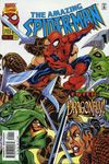 Amazing Spider-Man #421 comic books - cover scans photos Amazing Spider-Man #421 comic books - covers, picture gallery
