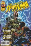 Amazing Spider-Man #422 comic books - cover scans photos Amazing Spider-Man #422 comic books - covers, picture gallery