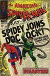 Amazing Spider-Man #56 comic books - cover scans photos Amazing Spider-Man #56 comic books - covers, picture gallery