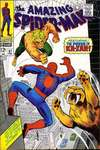 Amazing Spider-Man #57 comic books - cover scans photos Amazing Spider-Man #57 comic books - covers, picture gallery