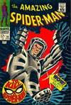 Amazing Spider-Man #58 comic books - cover scans photos Amazing Spider-Man #58 comic books - covers, picture gallery