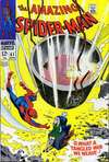 Amazing Spider-Man #61 comic books - cover scans photos Amazing Spider-Man #61 comic books - covers, picture gallery