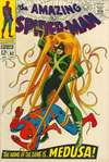 Amazing Spider-Man #62 comic books - cover scans photos Amazing Spider-Man #62 comic books - covers, picture gallery