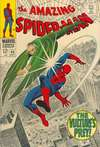 Amazing Spider-Man #64 comic books - cover scans photos Amazing Spider-Man #64 comic books - covers, picture gallery