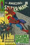 Amazing Spider-Man #65 Comic Books - Covers, Scans, Photos  in Amazing Spider-Man Comic Books - Covers, Scans, Gallery