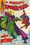 Amazing Spider-Man #66 comic books - cover scans photos Amazing Spider-Man #66 comic books - covers, picture gallery
