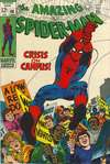Amazing Spider-Man #68 comic books - cover scans photos Amazing Spider-Man #68 comic books - covers, picture gallery