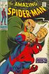 Amazing Spider-Man #69 comic books - cover scans photos Amazing Spider-Man #69 comic books - covers, picture gallery