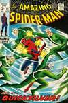 Amazing Spider-Man #71 comic books - cover scans photos Amazing Spider-Man #71 comic books - covers, picture gallery