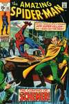 Amazing Spider-Man #83 comic books - cover scans photos Amazing Spider-Man #83 comic books - covers, picture gallery