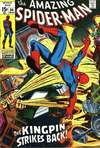 Amazing Spider-Man #84 comic books for sale