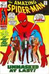Amazing Spider-Man #87 comic books - cover scans photos Amazing Spider-Man #87 comic books - covers, picture gallery