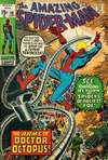 Amazing Spider-Man #88 comic books - cover scans photos Amazing Spider-Man #88 comic books - covers, picture gallery