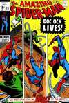 Amazing Spider-Man #89 Comic Books - Covers, Scans, Photos  in Amazing Spider-Man Comic Books - Covers, Scans, Gallery