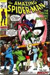 Amazing Spider-Man #91 comic books - cover scans photos Amazing Spider-Man #91 comic books - covers, picture gallery