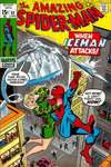 Amazing Spider-Man #92 comic books - cover scans photos Amazing Spider-Man #92 comic books - covers, picture gallery