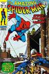 Amazing Spider-Man #95 comic books - cover scans photos Amazing Spider-Man #95 comic books - covers, picture gallery