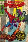Amazing Spider-Man #97 comic books - cover scans photos Amazing Spider-Man #97 comic books - covers, picture gallery