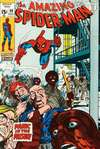 Amazing Spider-Man #99 comic books - cover scans photos Amazing Spider-Man #99 comic books - covers, picture gallery