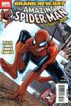 Amazing Spider-Man #546 comic books - cover scans photos Amazing Spider-Man #546 comic books - covers, picture gallery