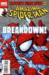 Amazing Spider-Man #565 Comic Books - Covers, Scans, Photos  in Amazing Spider-Man Comic Books - Covers, Scans, Gallery