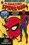 Amazing Spider-Man: All Detergent Giveaway comic books