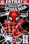 Amazing Spider-Man Extra! comic books